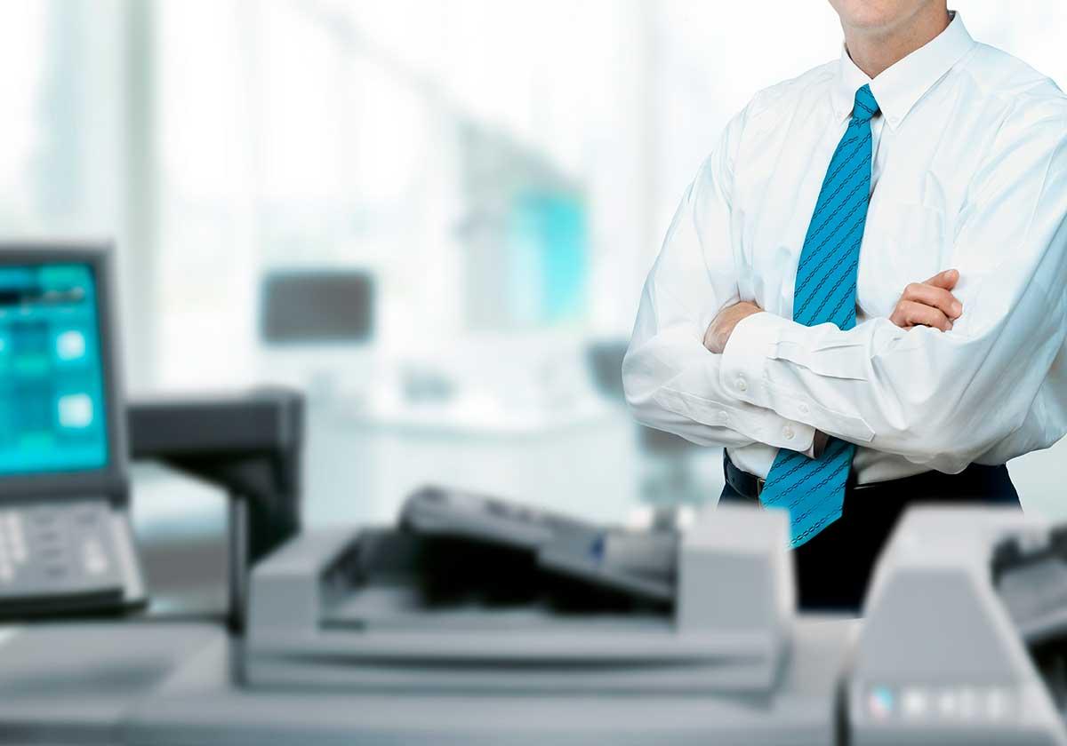 Три причины поставить в офисе сетевой принтер